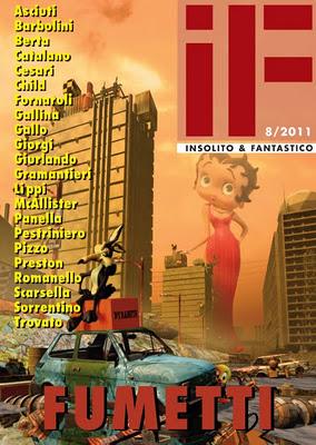 Fumetti - IF - Insolito & Fantastico n. 8