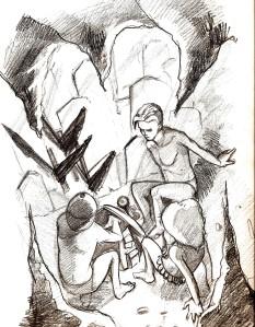 Jacopo Flammer e il Popolo delle Amigdale - Capitolo 2