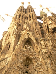 Gaudì - Sagrada Familia