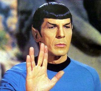 Spok - Star Trek