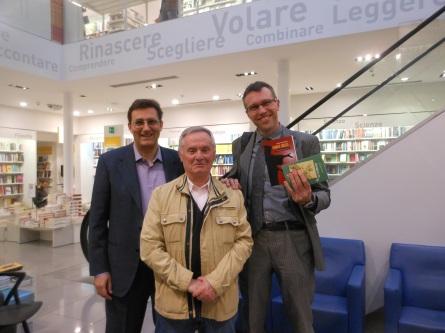 30 Maggio 2013 - Firenze, Libreria IBS