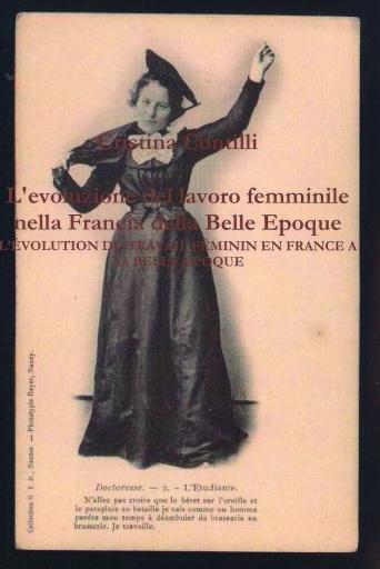 Contillli - lavoro femminile Belle Epoque