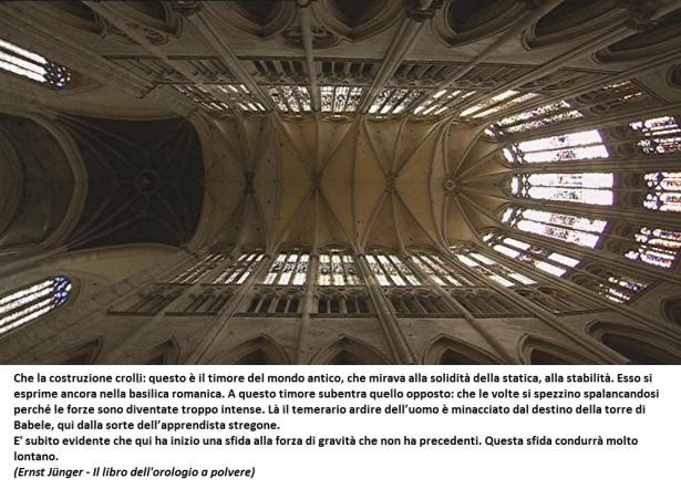 Cattedrali per Junger