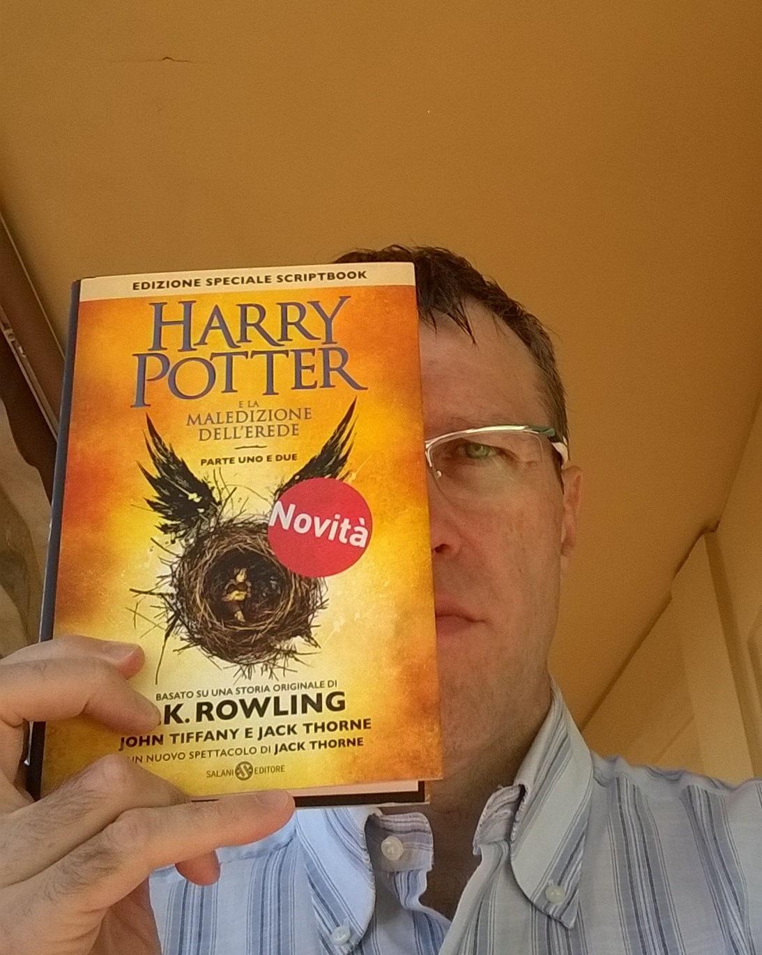 La hogwarth divergente e il figlio ucronico di harry potter 7 e ¾