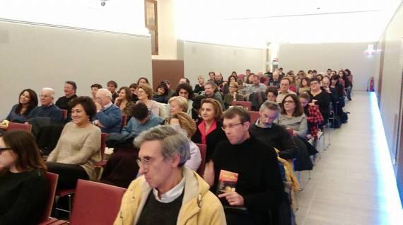"""Presentazione de """"Nelle fauci del mostro"""" alle Oblate di Firenze - 12 novembre 2016"""
