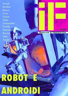 Risultati immagini per robot e androidi IF