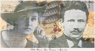Risultati immagini per Dino Campana e Sibilla Aleramo